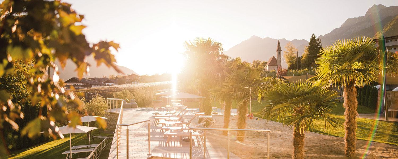 Die Schonsten Garni Hotels In Dorf Tirol Bei Meran Sudtirol