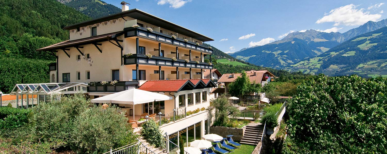 Alle 4 Sterne Hotels In Dorf Tirol Bei Meran Sudtirol