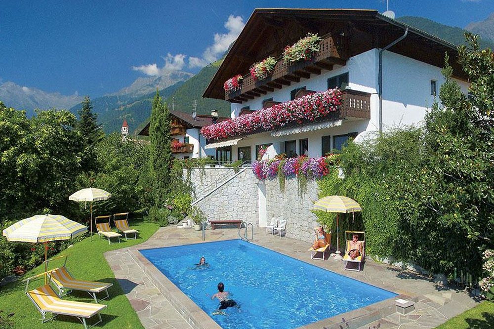 Garni Hotels Taubenthaler Alle 3 Sterne Garni Hotels In Dorf