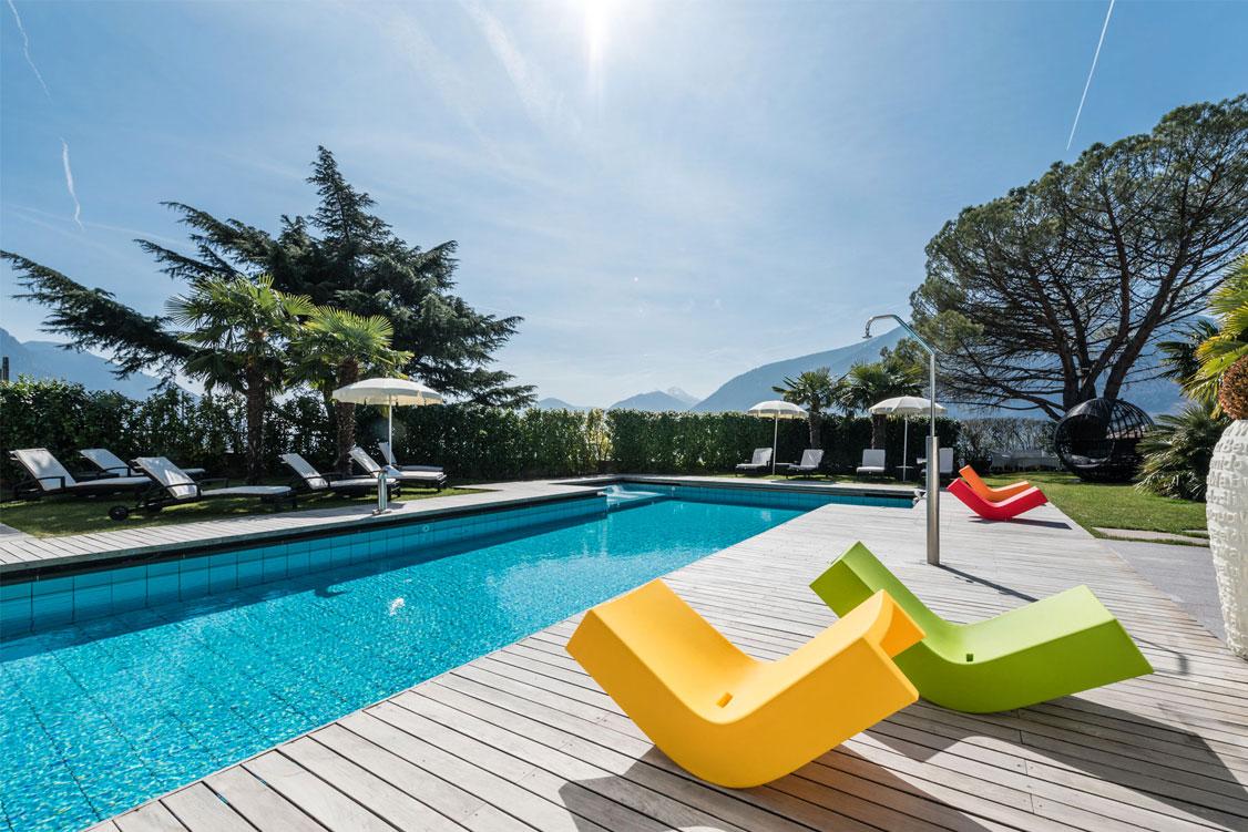 Hotel Gartner S Die Schonsten Hotels In Dorf Tirol Bei Meran