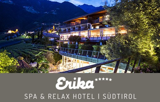 Hotel Erika**** Spa and Relax Hotel Südtirol