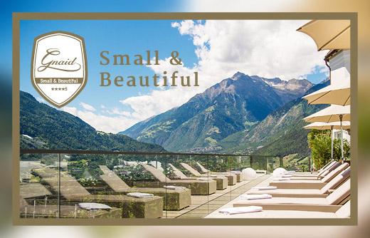 4Sterne S Hotel Gnaid Dorf Tirol bei Meran Südtirol