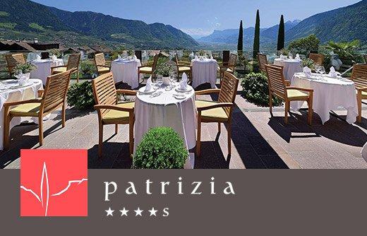 Im Wellness & SPA Hotel Patrizia in Dorf Tirol finden Sie Ruhe, Genuss und Inspiration.