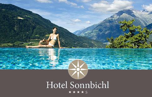 Wellnesshotel Sonnbichl in Dorf Tirol